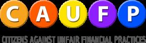 Citizens Against Unfair Financial Practices Logo