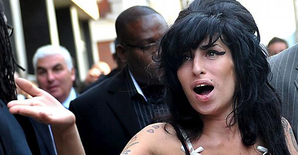 Amy Winehouse en la edad de la inocencia