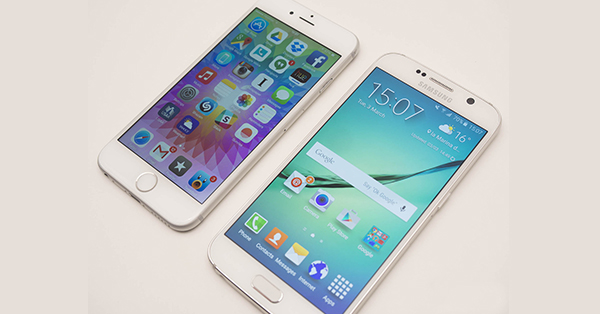 ¿Qué les pasa al iPhone 6 y al Galaxy S6 si los metes en agua hirviendo? (Video)