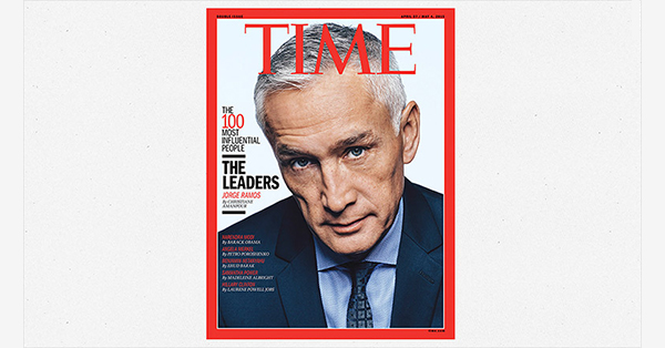 Watch Jorge Ramos Pay Tribute to Young Immigrants