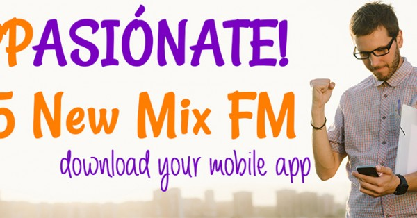 Descarga la nueva App de 98.5 New Mix FM