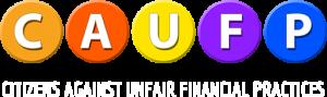 CAUFP logo White